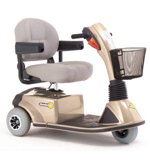 Heavy Duty 3 wheel scooter