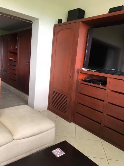TV in Den