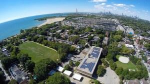 Kew Beach School in the heart of the Beaches