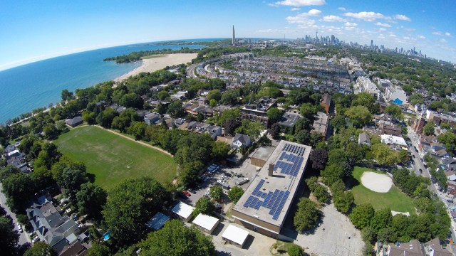 Kew Beach School in the heart of the Beaches