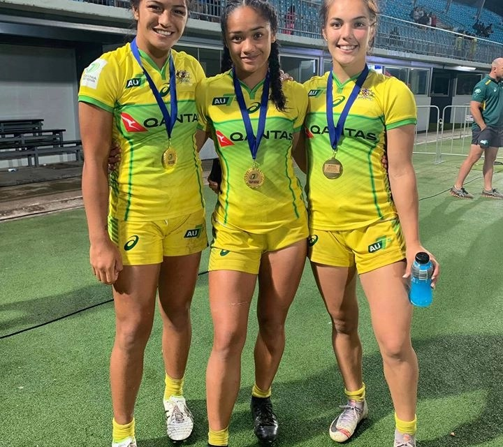 Can't Touch This: Local Trio Makes Tokyo Olympic Team