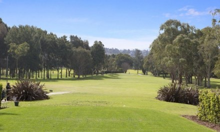 Warringah GC was spared the developers' axe – but a nick or two wouldn't have hurt