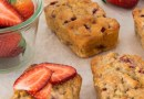 Mini Banana & Strawberry Loaves