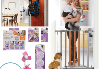 WIN A HUGE DREAMBABY® HOLIDAY SAFETY PACK VALUED AT $185.55