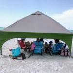 Beach Canopy Beach Sun Shade For All Day Sun Protection