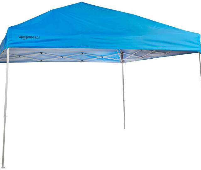 Amazonbasics Pop Up Canopy Tent  Ft