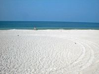 Mexico Beach. It's not in Mexico!