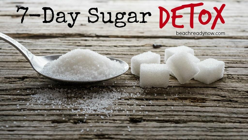 7-Day Sugar Detox Challenge