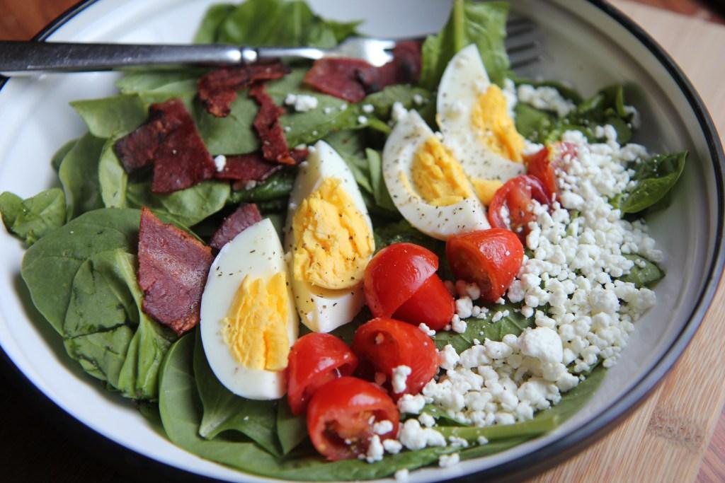 Fixate Salad