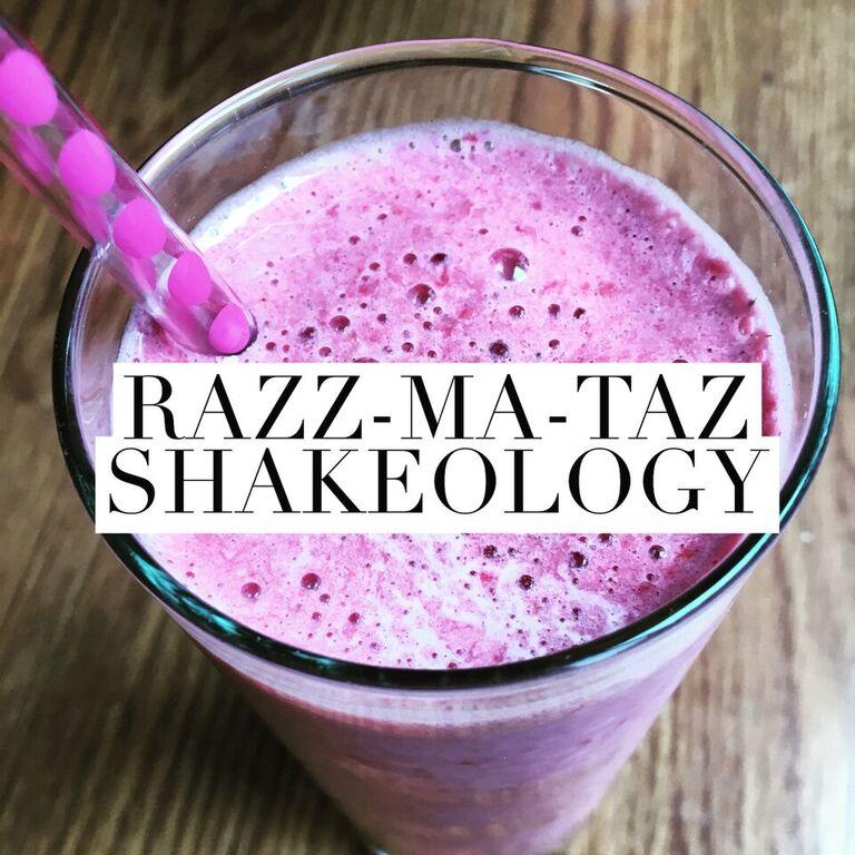 Raspberry Shakeology