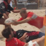 Xmasters Beach Rugby 2018