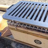 七輪BBQに使える調理道具