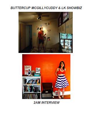 2AM Interview: Buttercup and LK
