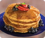 The Fastest Healthy Pancakes Yet, Five Minutes Start to Eat