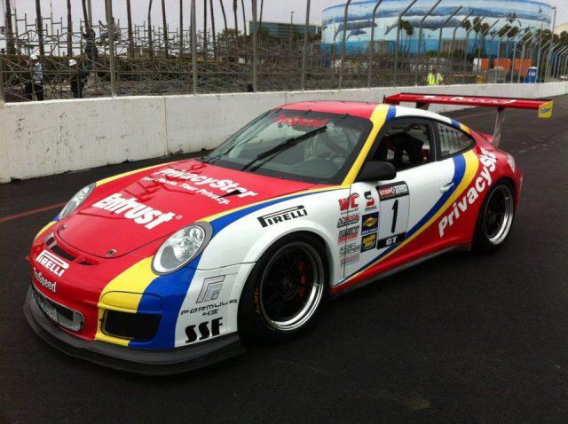 TruSpeed 2012 Porsche Ready to Race