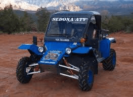 SEDONA ATV RENTALS GIVES YOU FULL CONTROL OF YOUR TOUR
