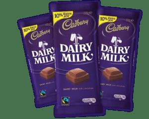 "Boycott Hershey? ""Real"" Cadbury Chocolate Pulled From US Shelves?"
