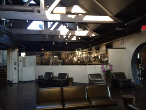 Dining Area at OPM