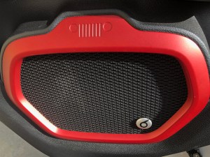 Jeep Renegade Door Speaker