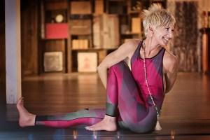 Monica Carroll Founder Hard Yoga