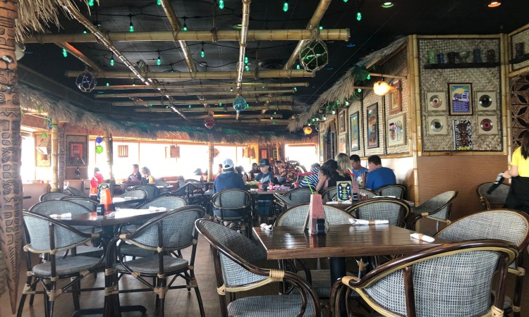 Ruby's Tiki Restaurant Re-Opens