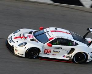 Porsche IMSA Race Car