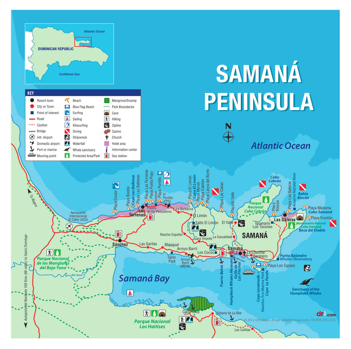 Introduction to the Samana Peninsula and Las Terrenas