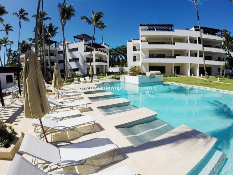 Luxury Beachfront Rental Investment Apartments Dominican Republic