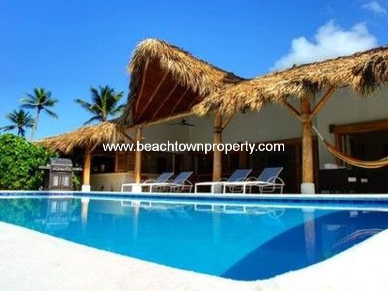 Los Nomadas Vila For Sale Dominican Republic