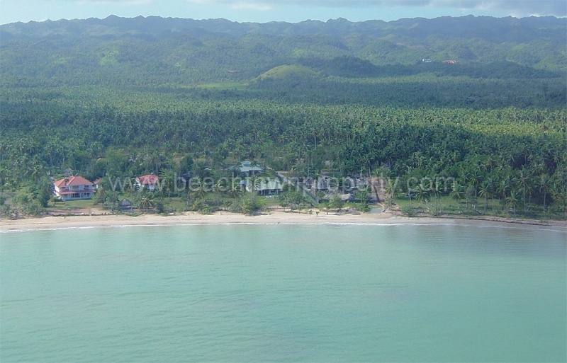 Las Terrenas Dominican Republic Beach Side Building Lot