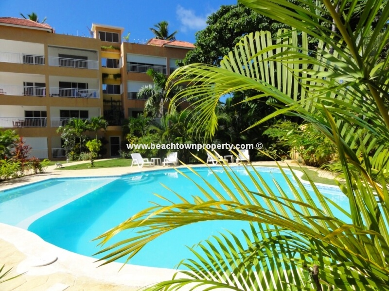 Caribbean Bargain Apartment for sale Las Terrenas Dominican Republic