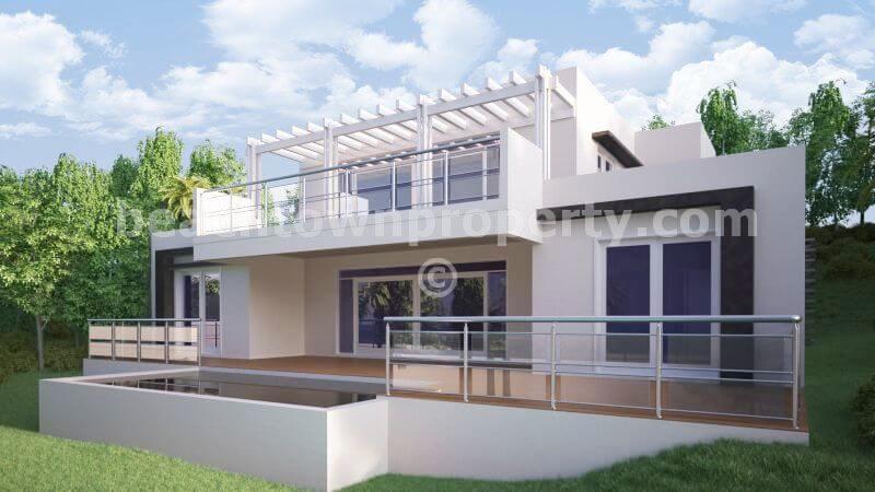 New Villa for sale with Ocean Views Samana Dominican Republic