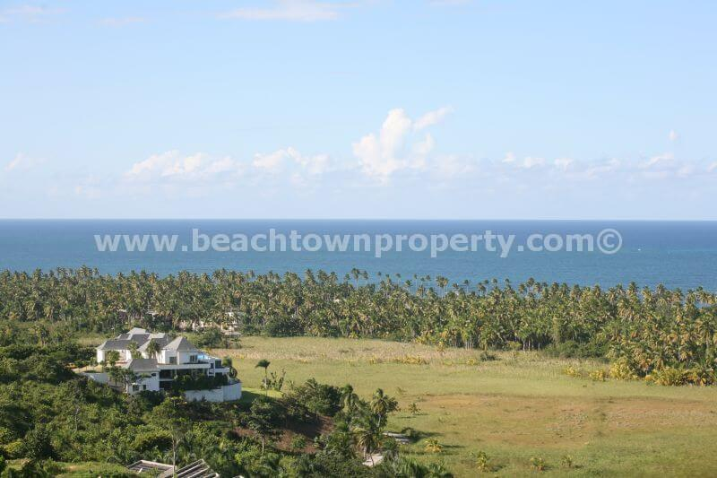 Ocean View Building Land Samana Dominican Republic