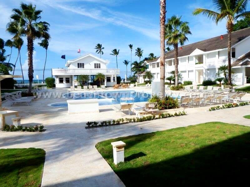Beachfront Apartment For Sale Las Terrenas Albachiara Residence