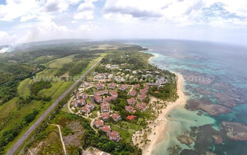 Dominican Republic El Portillo Beachfront Apartment For Sale