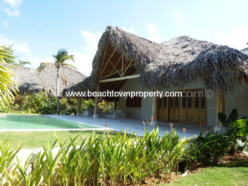 Caribbean Beach Villa for sale Dominican Republic property