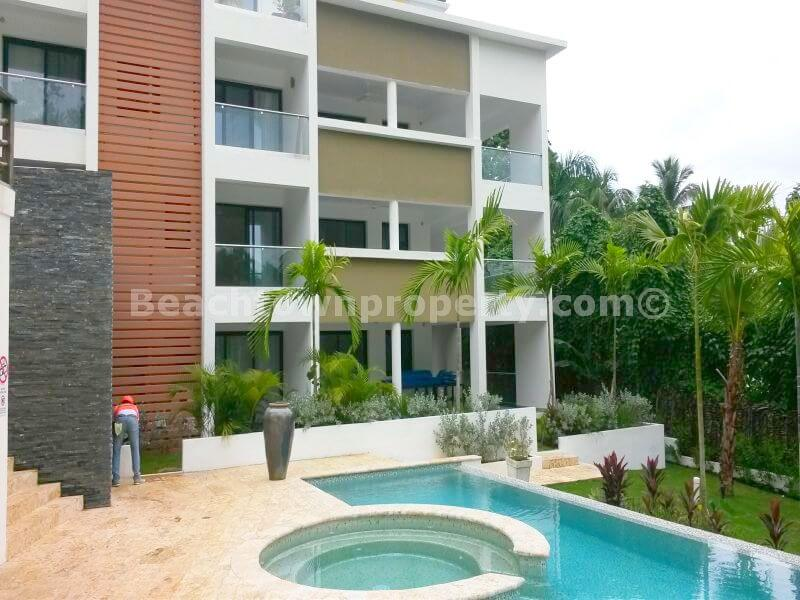 Studio Apartment For Sale Las Terrenas Dominican Republic