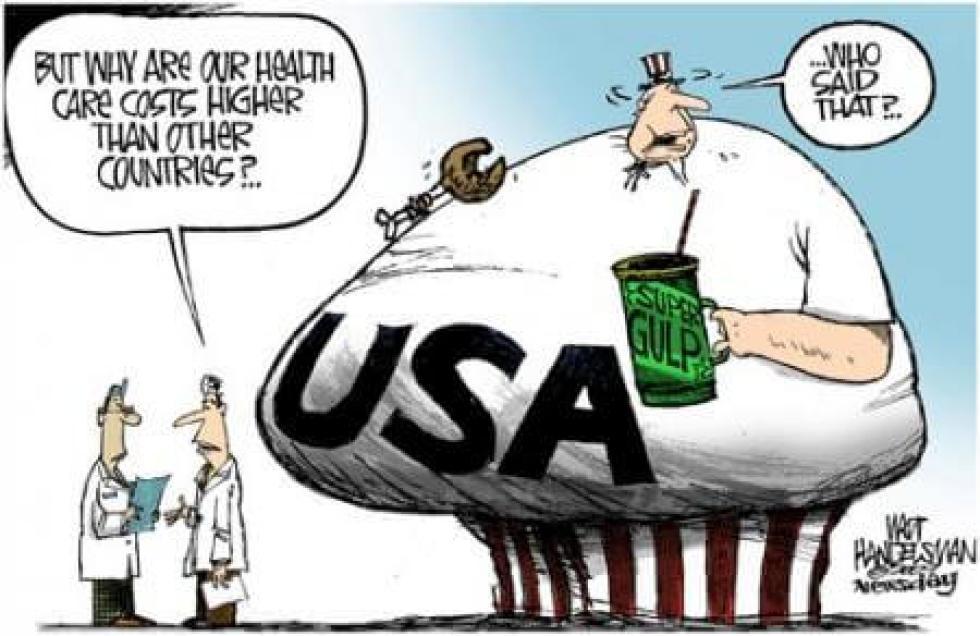 Health Care In The USA vs Health Care Overseas