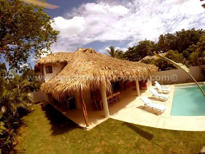 Dominican Republic House For Sale With Cottage