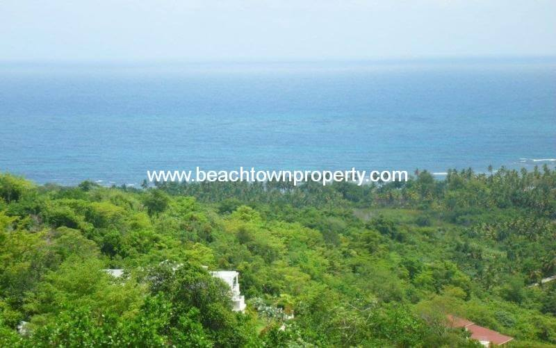 Ocean View Building Land Dominican Republic Gated Community