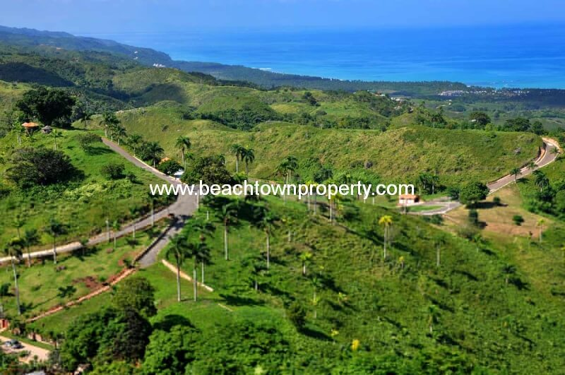 Dominican Republic Land For Sale With Ocean View