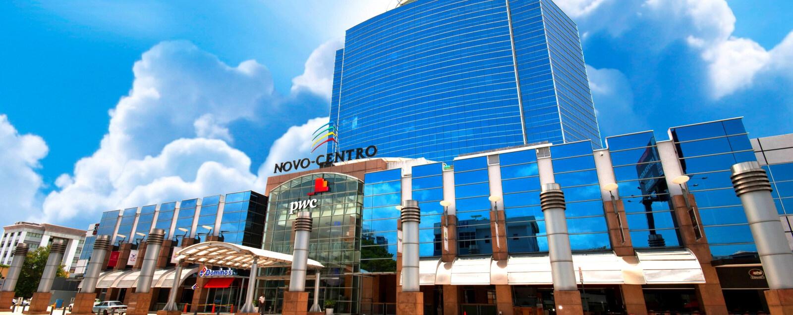 Novo Centro Santo Domingo