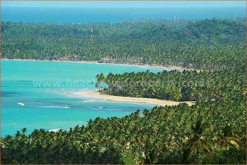 Dominican Republic Ocean View Land For Sale Coson