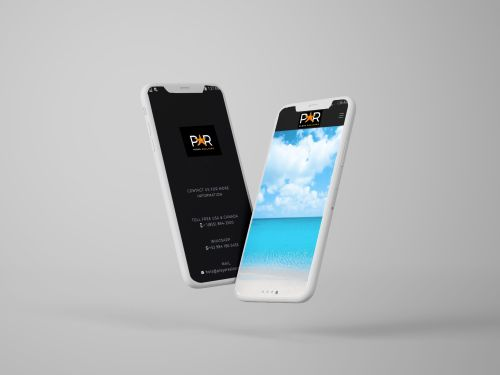 Flying iPhone X Mockups 1 scaled