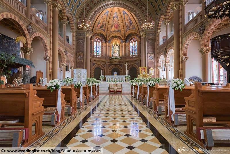 โบสถ์แต่งงาน, แต่งงานในภูเก็ต