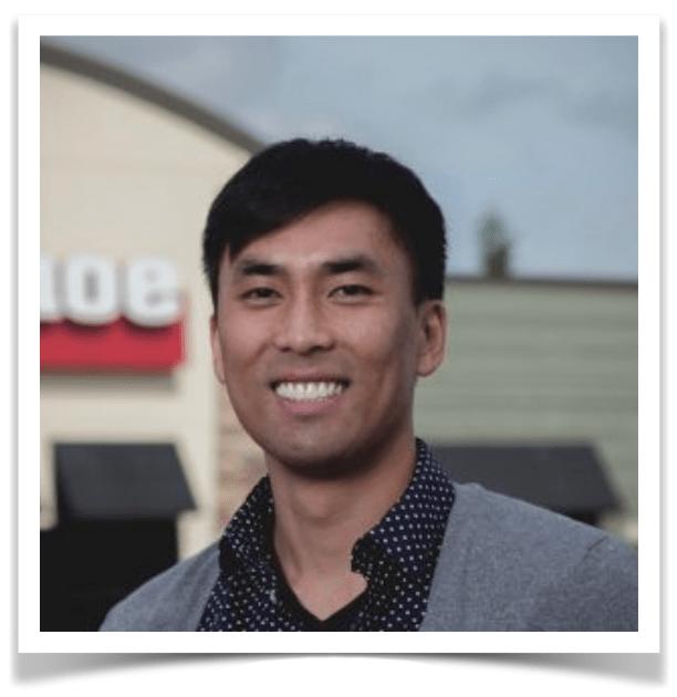 BBA Board Treasurer Scott Kim