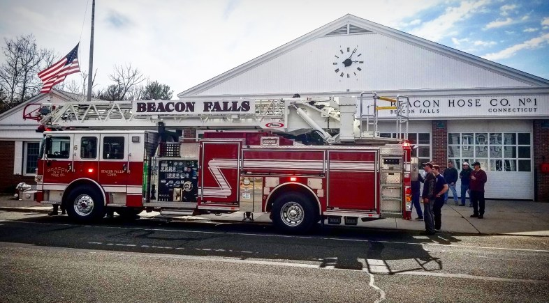 Beacon Hose Takes Delivery of New Truck 6