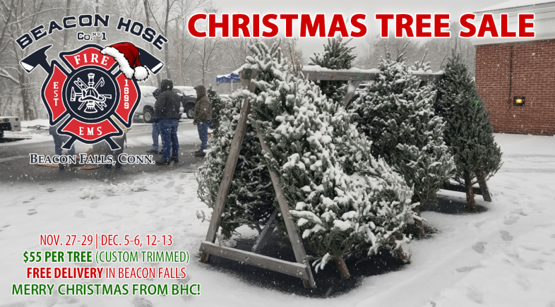BHC Christmas Tree Sale to Begin Black Friday