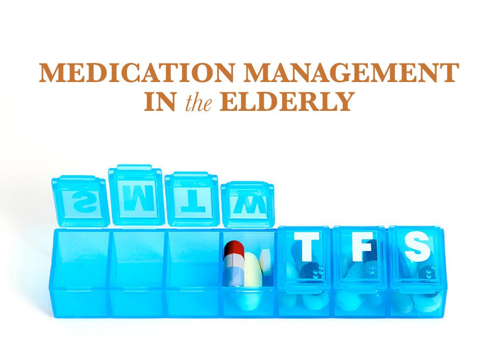Medication Management in the Elderly