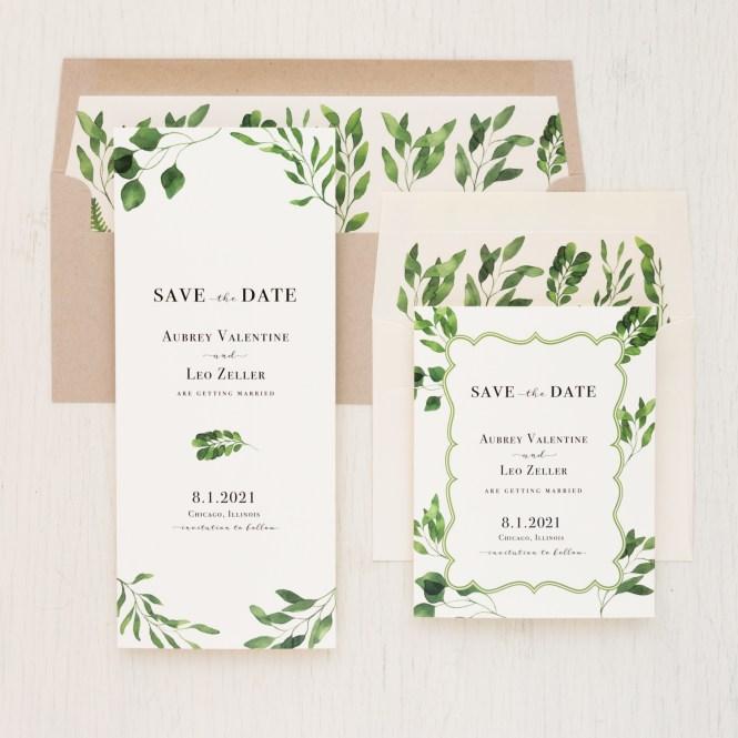 Beacon Lane Wedding Invitations
